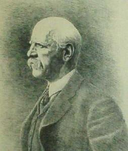 Fridtjof Nansen            (1861-1930)                         Self-portrait