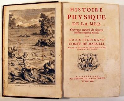 Histoire Physique de la Mer
