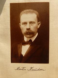 Martin Knudsen (1871-1949)