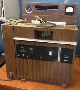 Prototype of Autosal Guildline 8400 c.1970th