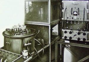 Cox's Salinometer